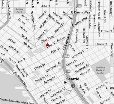Seattle Mapquest